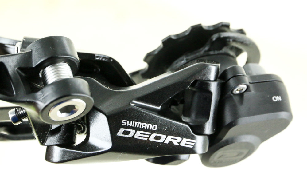 Shimano Deore RD-M6000 Dynasys 10 Speed Direct Mount MTB Bike Rear Derailleur