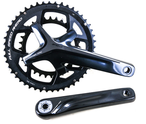 FSA Gossamer Pro BB386 EVO Cyclocross Bike Crankset 48/32T 172.5mm N10/11s NEW