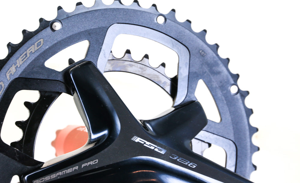 FSA Gossamer Pro BB386 EVO ABS Cyclocross Bike Crankset 48/32T 170mm N10/11s NEW
