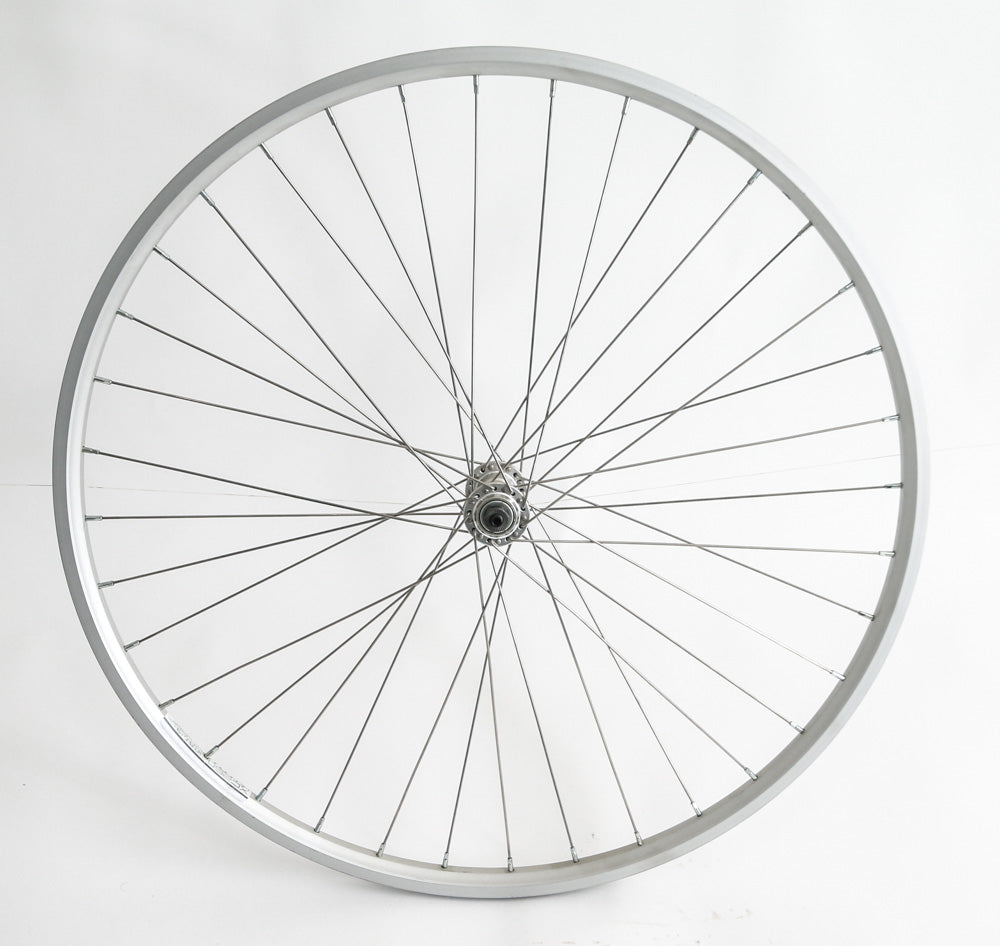 Weinmann XC260 700c Road Hybrid Bike Front Wheel Aluminum Double Wall Rim QR NEW