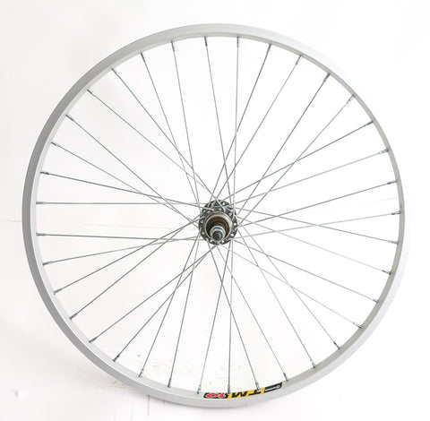 "24"" TM19 Kids Youth Mountain Bike Rear Wheel Freewheel Compatible Aluminum NEW"