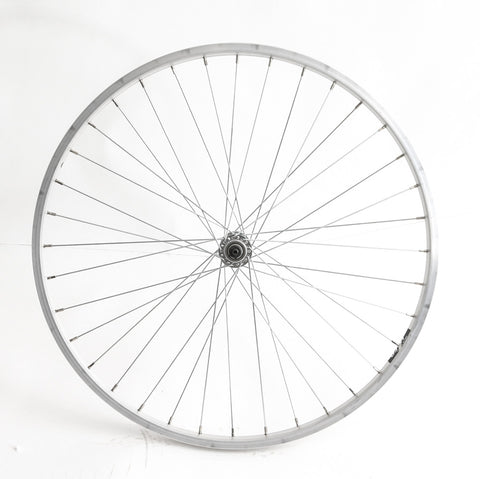 "Jalco 26"" Mountain Hybrid Bike Front Wheel QR Aluminum Rim NEW"