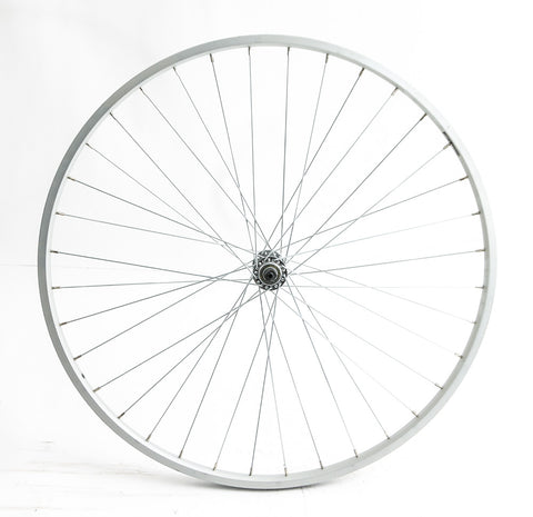700c Jalco Road / Hybrid Bike Front Wheel QR 1-1/2 Walled Aluminum Rim New Blem