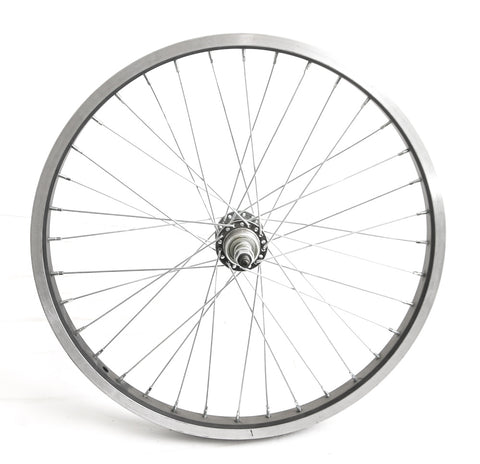 "20"" Kids Youth Mountain Bike Rear Wheel Multispeed Freewheel 3/8"" Aluminum NEW"