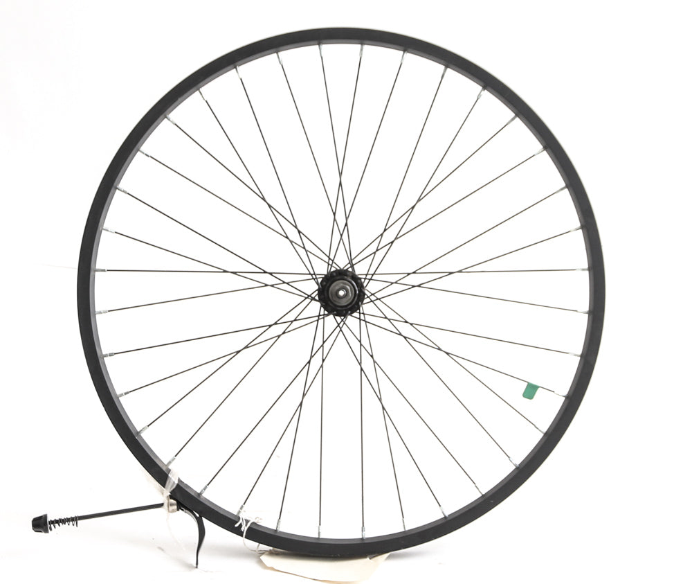 "24"" Kids Youth Mountain Bike Front Wheel Aluminum Rim QR NEW"
