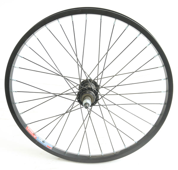 "Weinmann DM30 Youth Kids Mountain Bike Rear Wheel 20"" 3/8"" Axle Alloy Rim NEW"