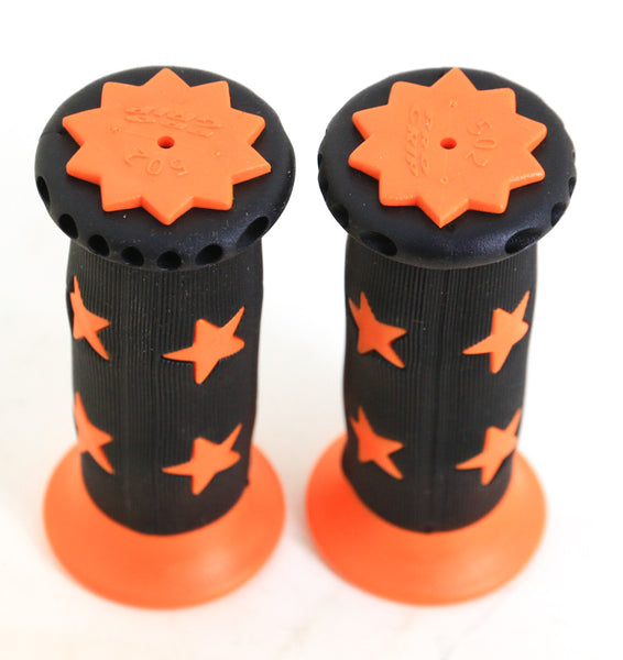 50 QTY PLASTICHE PRO Grip Shift Mountain Bike Bicycle Pair Handlebar Grips NEW