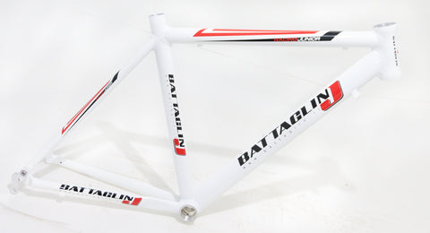 "Battaglin 45cm 26"" Racing Junior Kid's Youth Road Bike Frame Aluminum NEW"