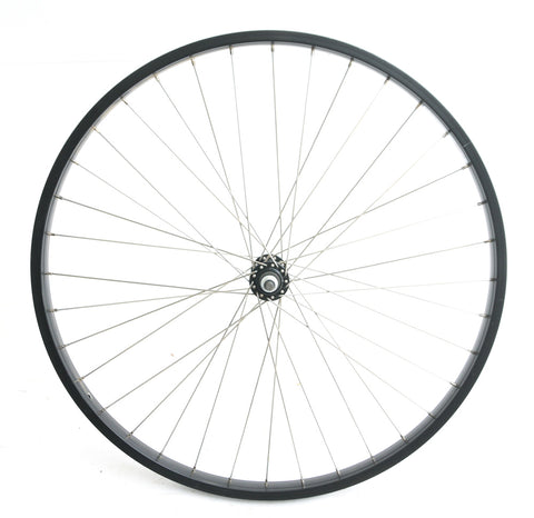 "26"" Weinmann ASX7 Mountain Bike Front Wheel 3/8"" Axle Aluminum Rim NEW"