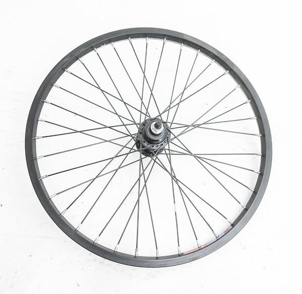 "20"" Weinmann 519 BMX Kids Bike Single Speed Rear Wheel 3/8"" Axle NEW"