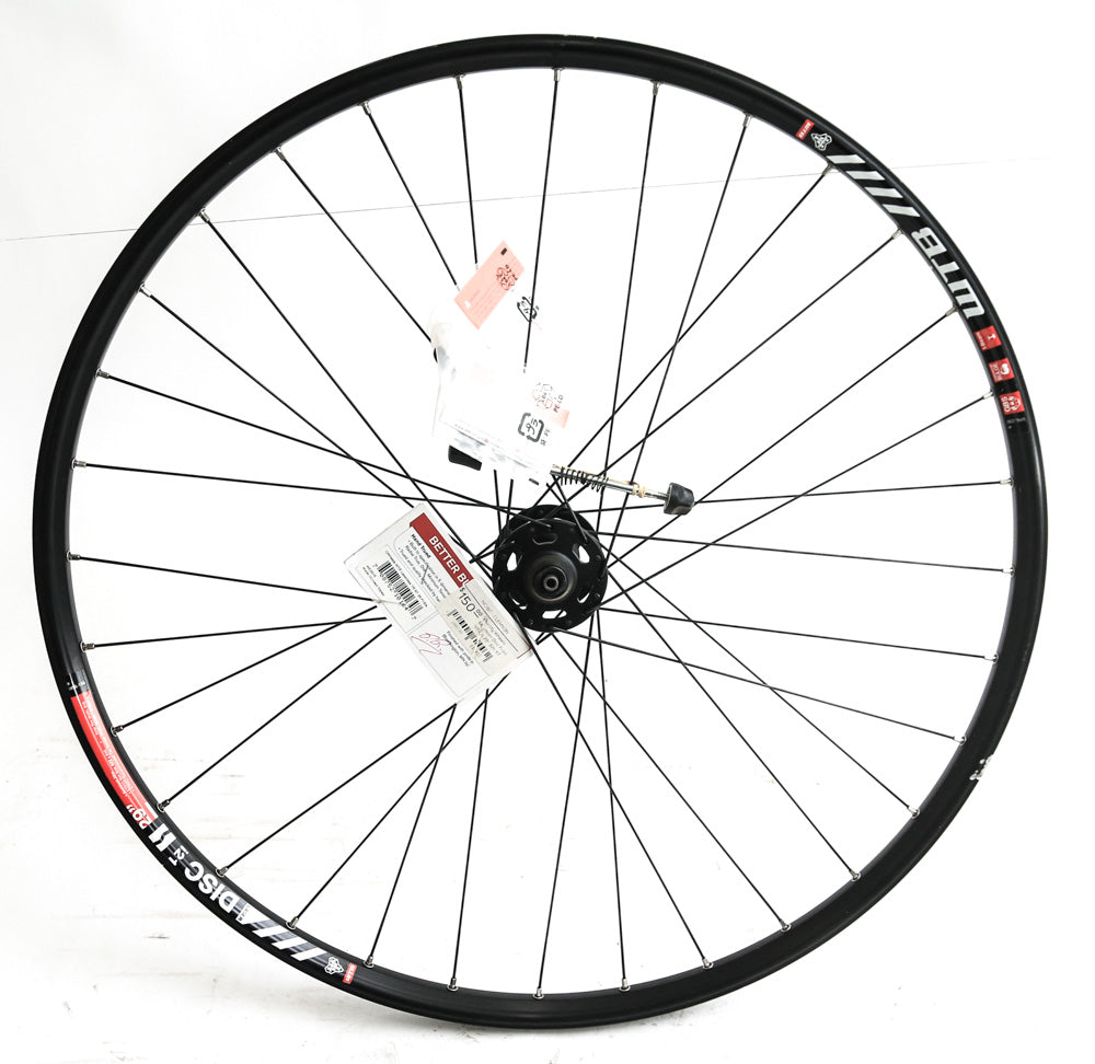 WTB i21 / Shimano 29er Mountain Bike Front Wheel QR Disc NEW Blemished