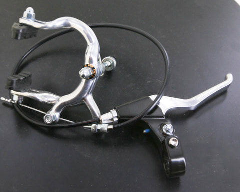 Promax / Chi Lee Front Road Caliper Brake + Brake Lever New