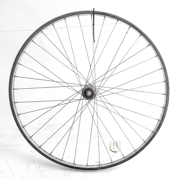 "26"" Steel Rear Wheel 5 Speed Cassette Compatible Bike 3/8"" Axle NEW"