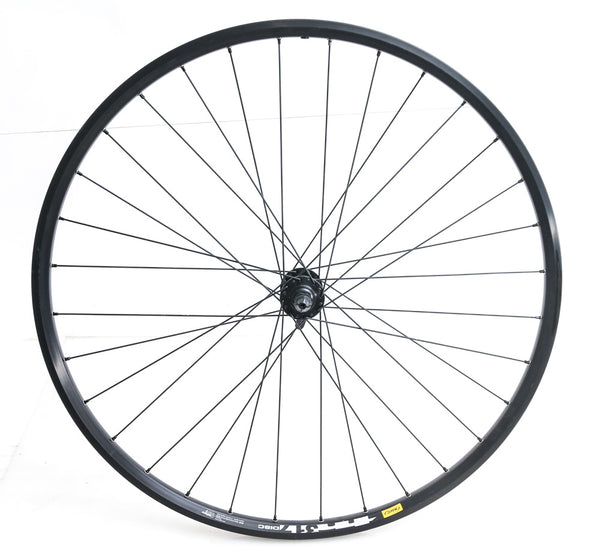 Mavic XM319 / Shimano Front MTB Bike Wheel 29er / 700c CL Disc QR NEW
