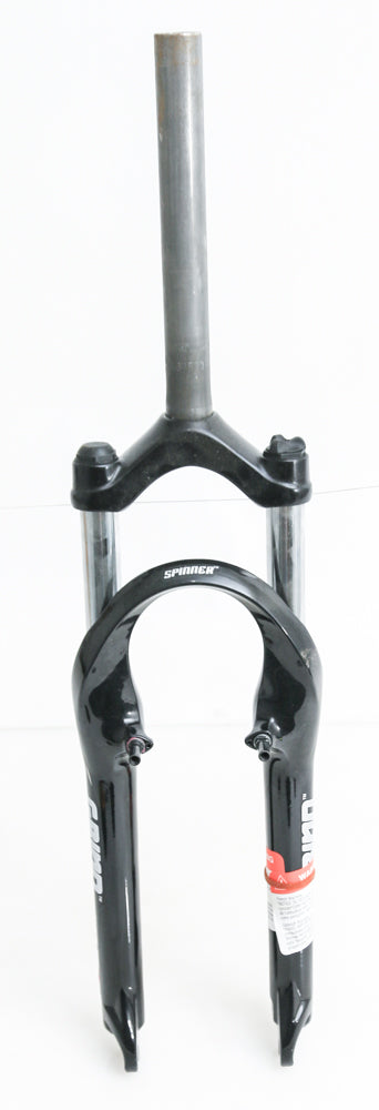 "26"" Spinner Grind MTB Bike Suspension Fork Disc / V Brake 1-1/8"" Threadless NEW"