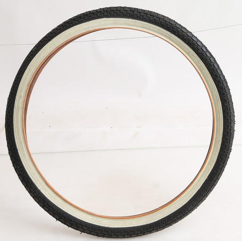 "1 QTY LHR Vintage Schwinn 20 x 1-3/4"" S7 Bike Tire NEW"