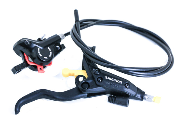 Shimano BL-M445 BR-M447 Hydraulic MTB Bike Disc Rear Brake 1350mm NEW