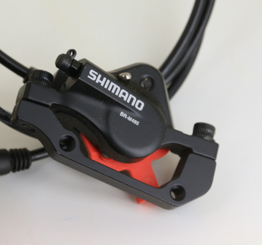 Shimano BL-M486 BR-M486 Hydraulic MTB Bike Disc Front Brake 850mm NEW