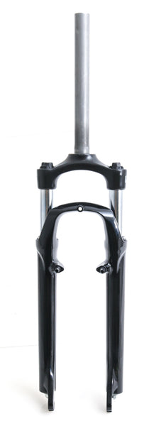 "Suntour XCT 1-1/8"" Threadless 27.5"" QR MTB Bike Suspension Fork NEW"