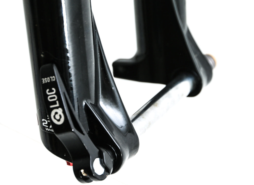 Suntour Epixon 27.5/650B Tapered 140mm 15mm Thru MTB Bike Suspension Fork NEW