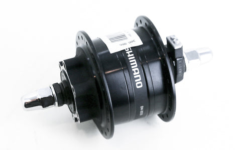 Shimano DH-3D30 36h Hole Dynamo Generator Light Front Hub Disc 9mm Axle NEW
