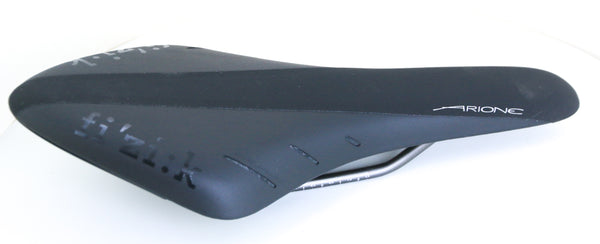 FI'ZI:K FIZIK ARIONE R3 Carbon Rail Road Bike Saddle Black 173g NEW