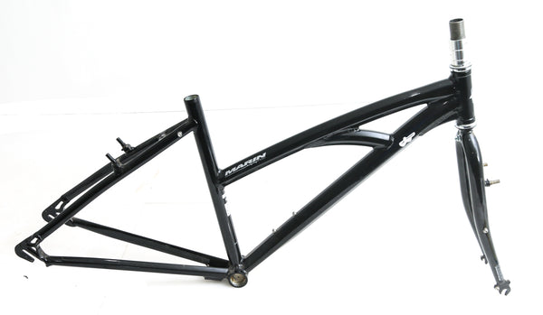 "17"" Women's Marin Bridgeway Single Speed Fixie 700c Aluminum Bike Frameset NEW"