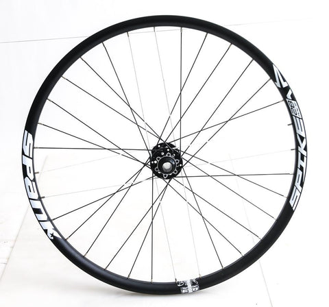 "Spank Spike Race 28 27.5"" 650b MTB Bike Front Wheel 20mm x 110mm New Blemished"