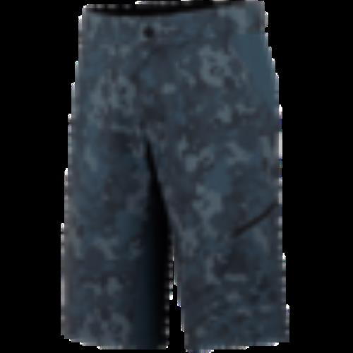 iXS Culm Kid's Gravity Cartel Shorts Grey Camo KS Small New with tags