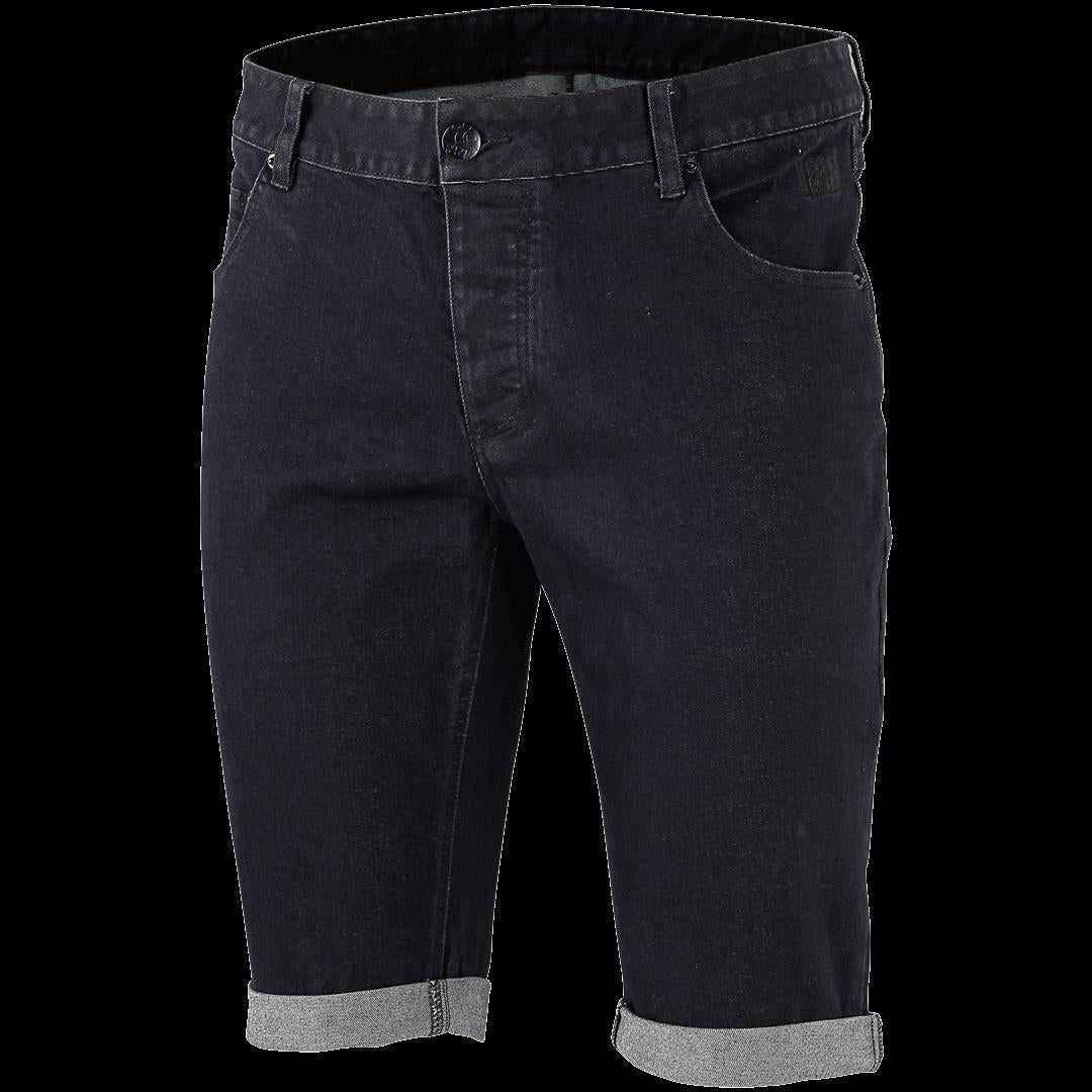 iXS Nugget Gravity Cartel Shorts Black Denim 34 Medium New