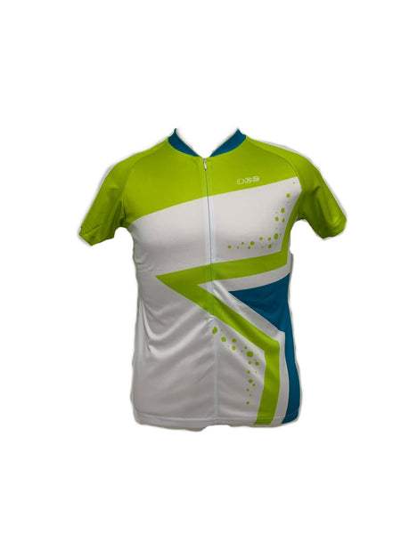 iXS Ferida Women's Trail Cycling Bike Bicycling Jersey Lime 44 XL New with tags