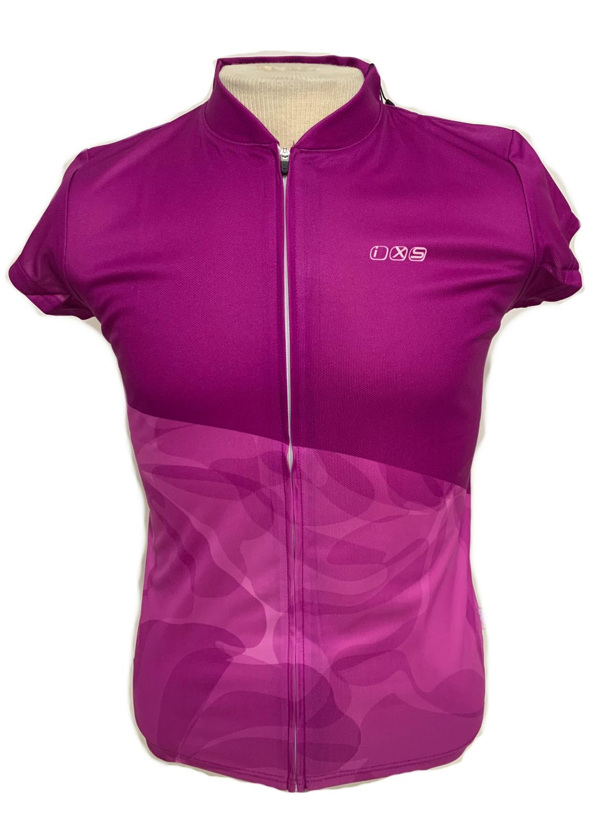 Details about  /iXS Amabel Women's Cycling Bike Bicycle Jersey Lime 40 Medium New