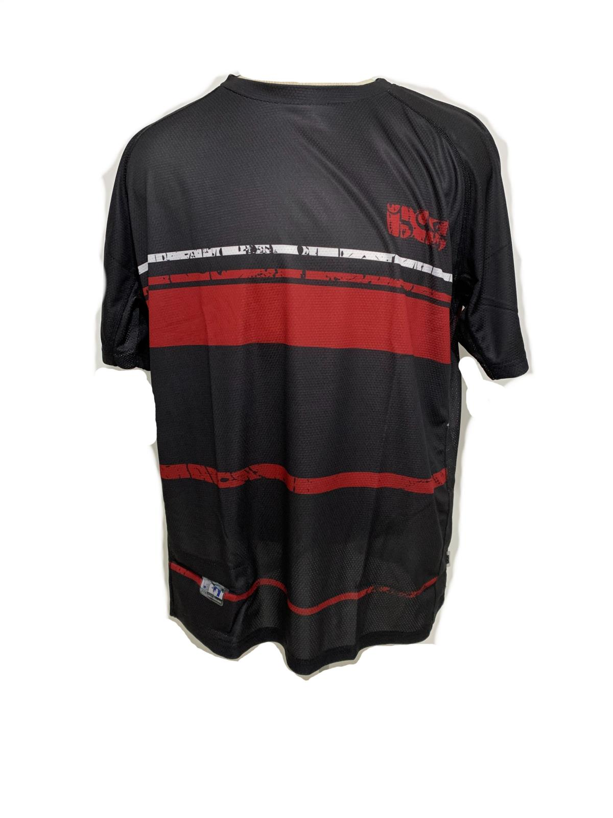 iXS  Scul BC Cycling Bike Bicycling Jersey Black XXL New