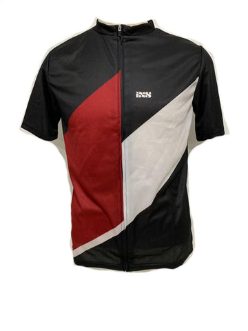 iXS Fadus Trail Cycling Bike Bicycle Jersey Red LG Large New
