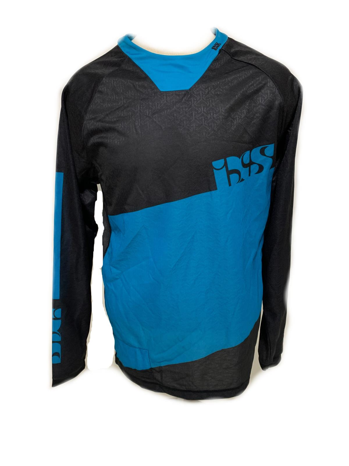 iXS DH RACE Mens LARGE Cycling Bike Bicycle JERSEY NEW W/O TAGS
