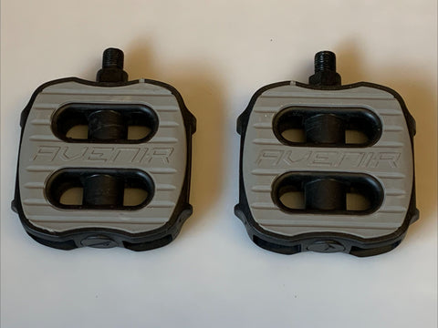 "AVENIR PLATFORM COMFORT 1/2"" Bike Cycle Bicycle PEDALS NEW"