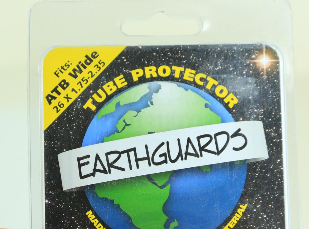 "EarthGuards 26 x 1.75-2.35"" Mountain Bicycle Tire Liners Flat Resistant NEW"