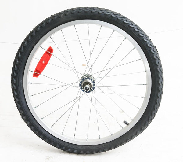 "XRP 20"" Kids Youth Front Freewheel MTB Bike Rear Wheel 3/8"" Axle + Tire NEW"