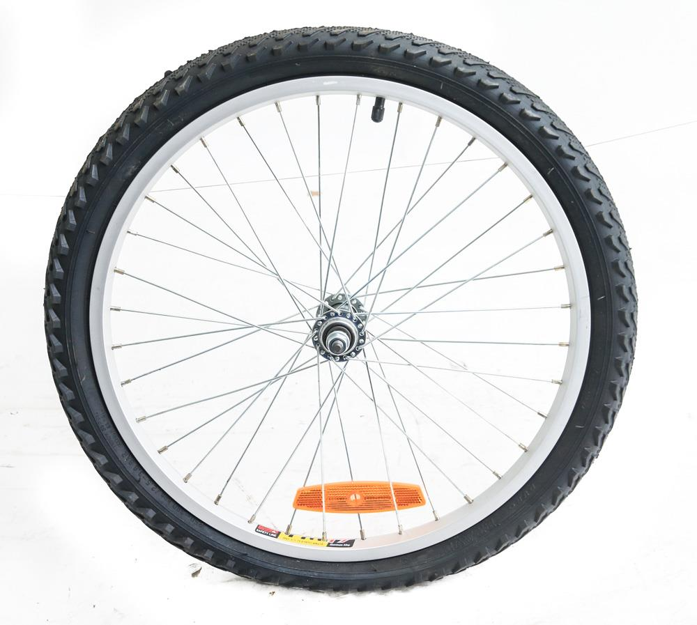 "20"" Weinmann TM19 Kids Youth Freewheel Bike Rear Wheel + Tire Aluminum 3/8"" NEW"