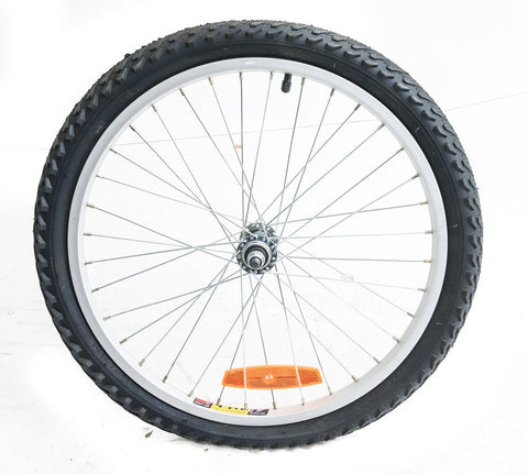 "20"" Weinmann TM19 Kids Youth BMX Bike Front Wheel + Tire Aluminum 3/8"" NEW"