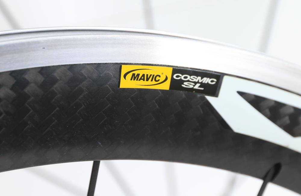 Mavic Cosmic SL Carbone 700c Road Bike Wheelset Shimano/SRAM 8-11s Clincher NEW