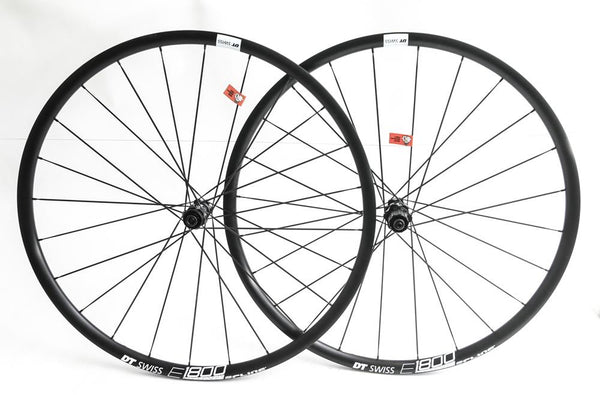 DT Swiss E1800 Spline Cyclocross Road Bike 700c Wheelset Disc 11s NEW