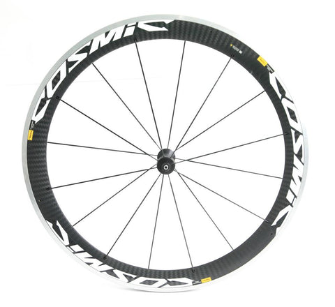 Mavic Cosmic SL Carbone 700c Road Bike Front Wheel Carbon / Alloy New