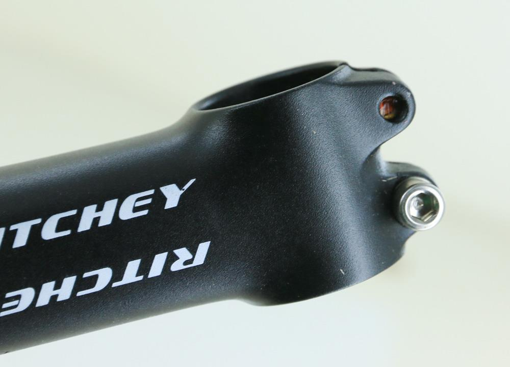 "RITCHEY Comp Road Bike Stem Threadless 1-1/8"" x 100mm x 31.8mm Black NEW"