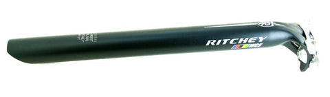 Ritchey WCS Alloy Road / MTB Bike Seatpost 242g 31.6 x 350mm Black NEW