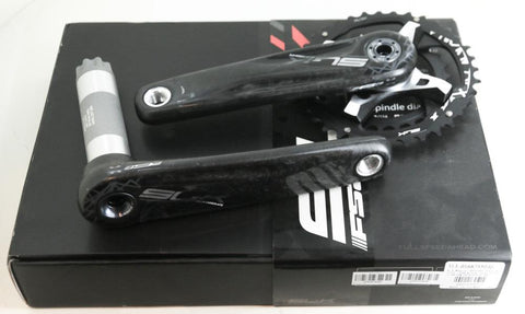 FSA SL-K Modular 392 Evo 36/26T 175mm Carbon MTB Bike Crankset M11/D10 NEW
