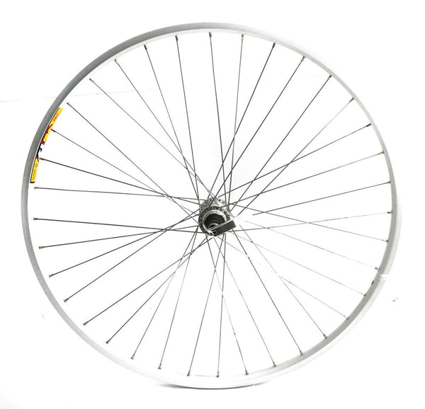 WEINMANN  ZAC19 700c Rear Wheel Road / Hybrid Bike Double Walled Alloy 8-10s NEW