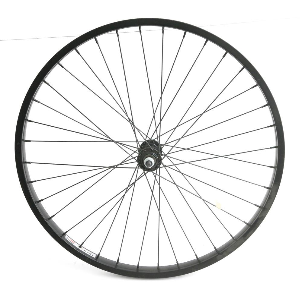 "Weinmann ASX7 24"" Hybrid Kids MTB Bike Front Wheel Rim Brake 3/8"" Axle New Blem"