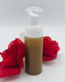 African Black Soap Facial Wash