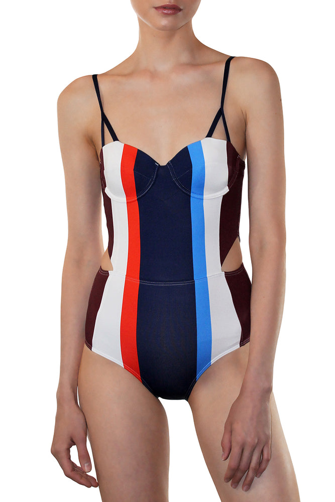 AVA - Structured Maillot
